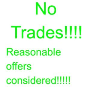 Other - 🚫 TRADES!!!!!